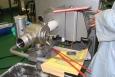 Обнаружение металлических включений в процессе производства продукции из мяса птицы с помощью металлодетекторов MESUTRONIC